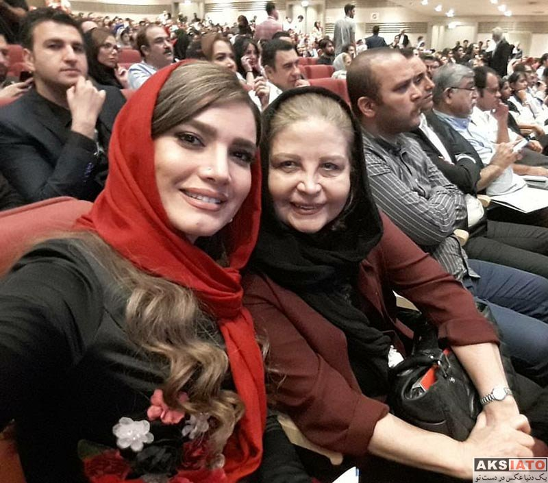 بازیگران زن ایرانی جشن حافظ  متین ستوده در هفدهمین جشن حافظ (3 عکس)