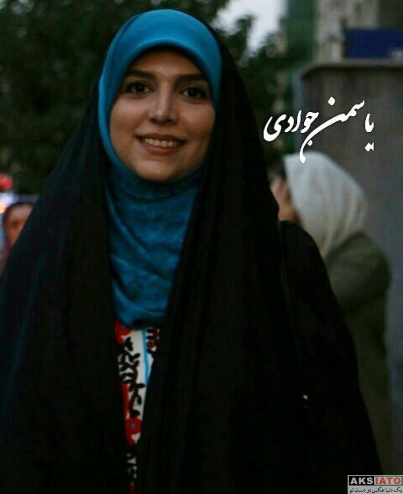 جشن حافظ مجریان  مژده لواسانی در هفدهمین جشن حافظ (۳ عکس)