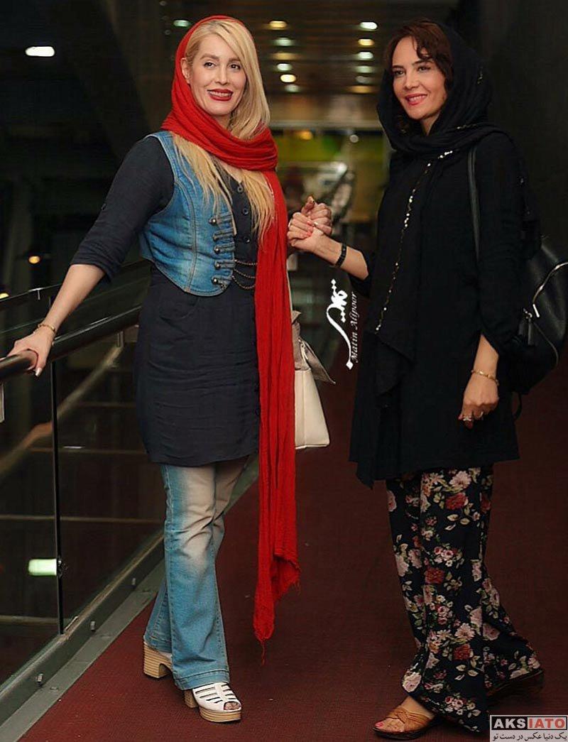 بازیگران بازیگران زن ایرانی  نگین صدق گویا در جشنواره فیلم شهر (4 عکس)