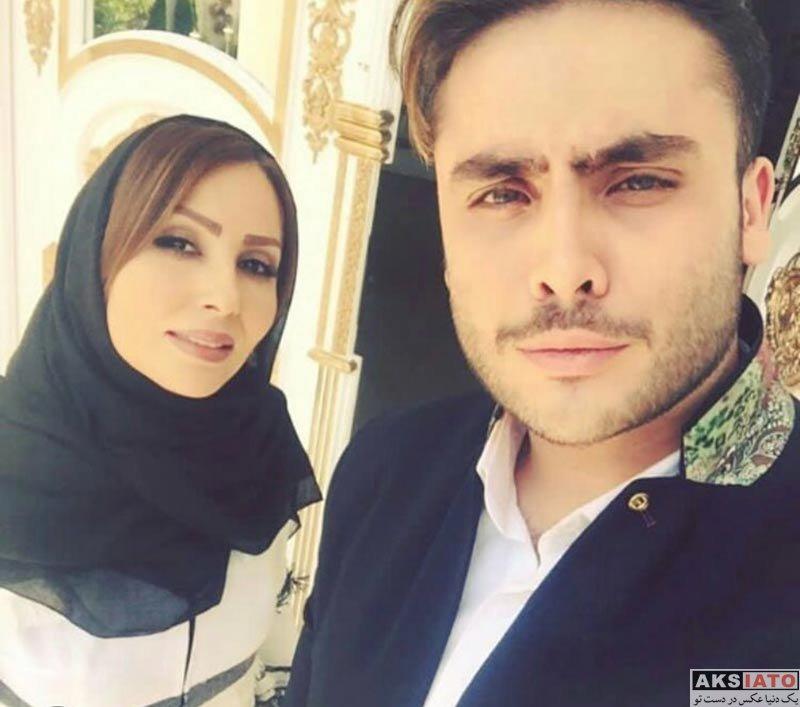 بازیگران بازیگران زن ایرانی  عکس های پرستو صالحی در مردادماه ۹۶ (6 تصویر)