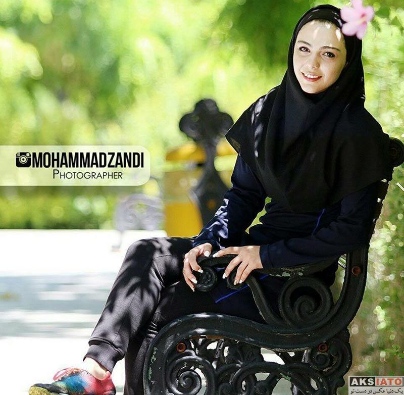 ورزشکاران زن  پریسا رحمانی عضو تیم ملی کاراته ایران (3 عکس)