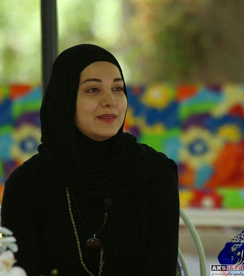 بازیگران بازیگران زن ایرانی  روشنک گرامی در برنامه خوشا شیراز
