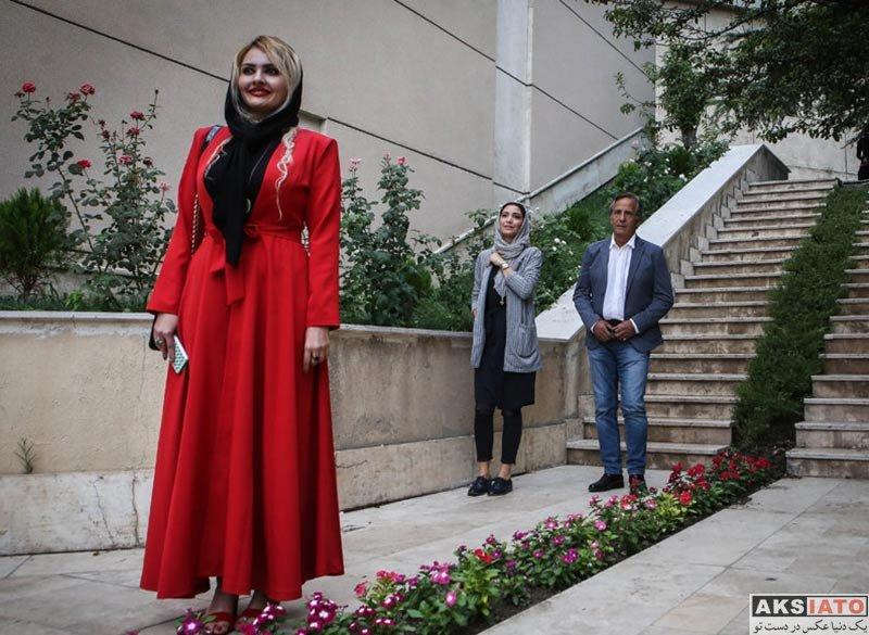 بازیگران بازیگران زن ایرانی جشن منتقدان و نویسندگان  سحر خزائیلی در یازدهمین جشن منتقدان و نویسندگان سینمای ایران