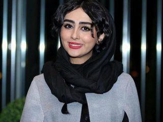 عکسهای ستاره حسینی بازیگر نقش مرضیه در سریال گسل