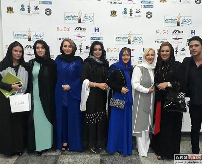 بازیگران بازیگران زن ایرانی جشن حافظ  سولماز حصاری در هفدهمین جشن حافظ