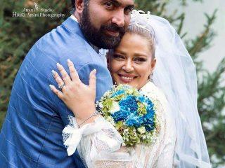 عکس های مراسم ازدواج مجدد بهاره رهنما
