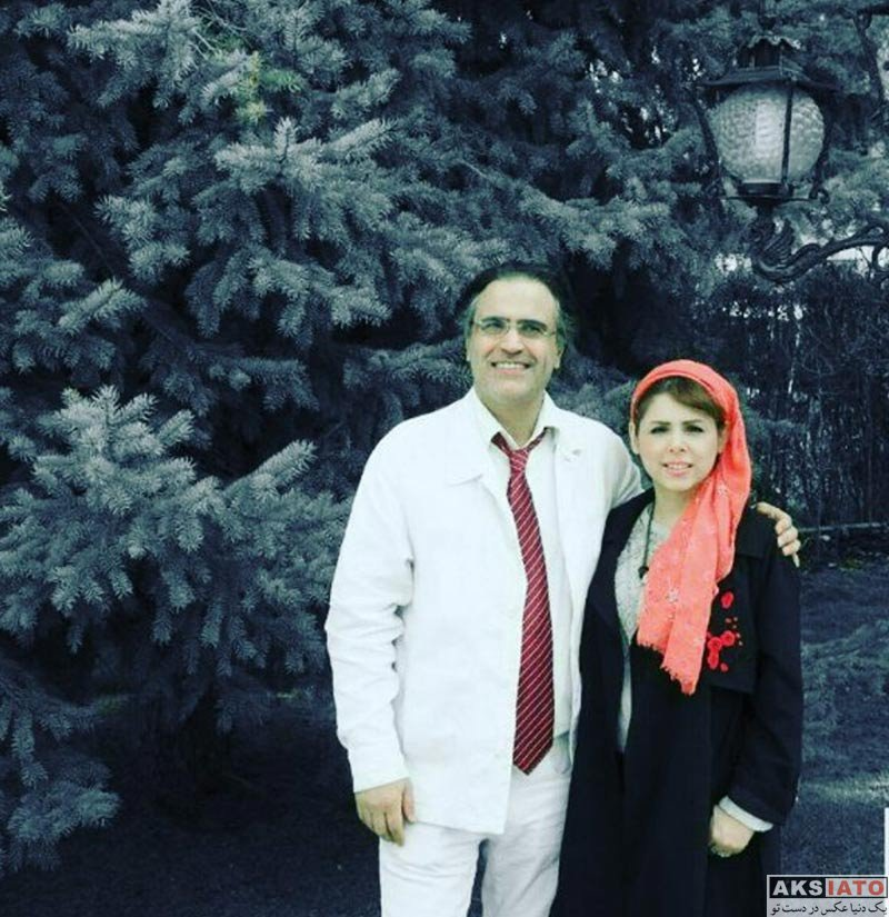 خانوادگی  عکس های بهزاد خداویسی و همسرش در مرداد 96 (6 تصویر)
