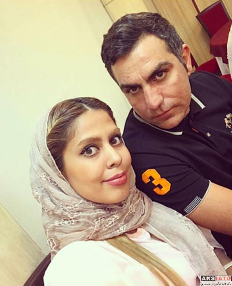 خانوادگی  کمال کامیابی نیا بهمراه همسرش در کنسرت علی زند وکیلی