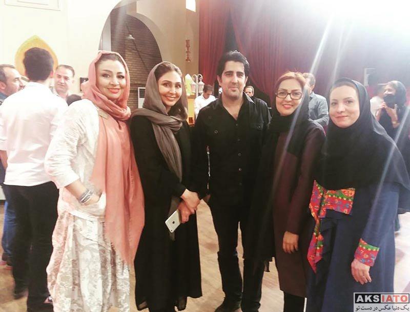 بازیگران بازیگران زن ایرانی  عکس های مه لقا باقری در مرداد 96 (5 تصویر)