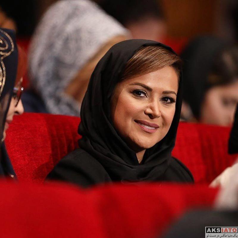 بازیگران بازیگران زن ایرانی  عکس های کمند امیرسلیمانی در شهریورماه 96 (5 تصویر)