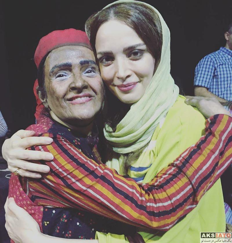 بازیگران بازیگران زن ایرانی  عکس های بهنوش طباطبایی در شهریور ۹۶ (۶ تصویر)