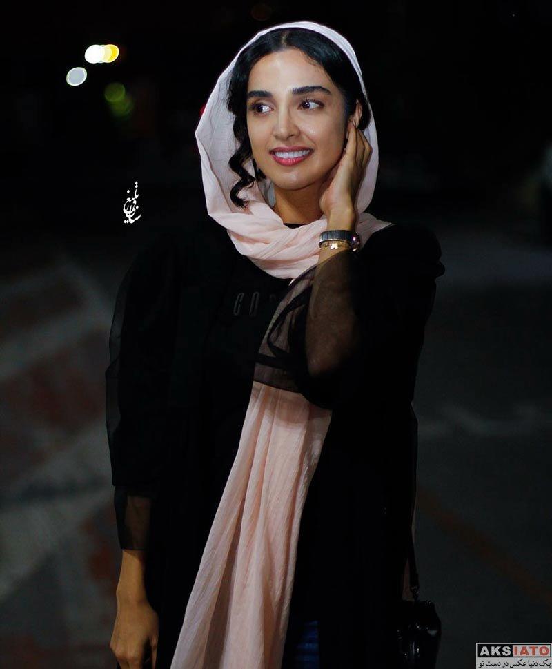 بازیگران بازیگران زن ایرانی  عکس های الهه حصاری در شهریورماه ۹۶ (10 تصویر)
