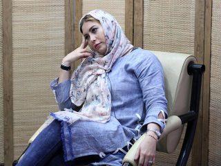 عکسهای جدید فریبا نادری در خبرگزاری برنا