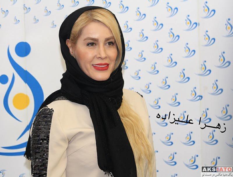 بازیگران بازیگران زن ایرانی  گلشید بحرایی در اکران خیریه فیلم من و شارمین (۳ عکس)