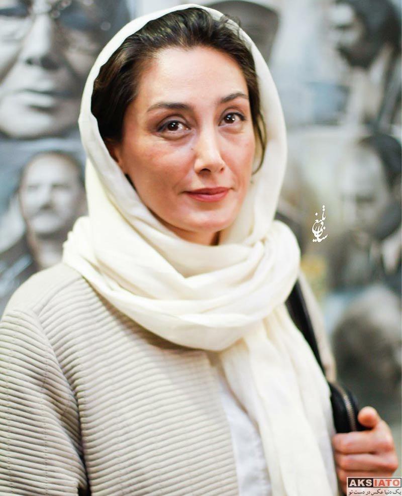 بازیگران بازیگران زن ایرانی  هدیه تهرانی در اکران مردمی فیلم اکسیدان (۵ عکس)
