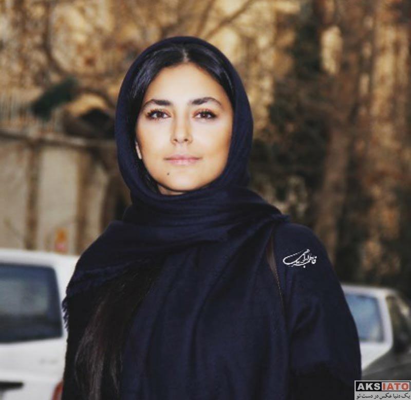 بازیگران بازیگران زن ایرانی  عکس های هدی زین العابدین در شهریورماه ۹۶ (7 عکس)