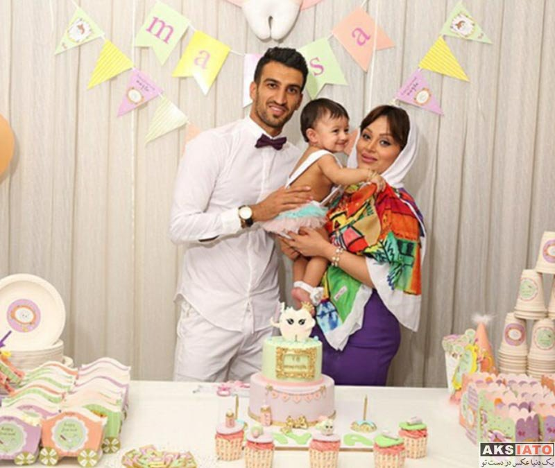 بازیگران بازیگران زن ایرانی جشن تولد ها  جشن تولد حسین ماهینی با حضور بازیکنان پرسپولیس (5 عکس)