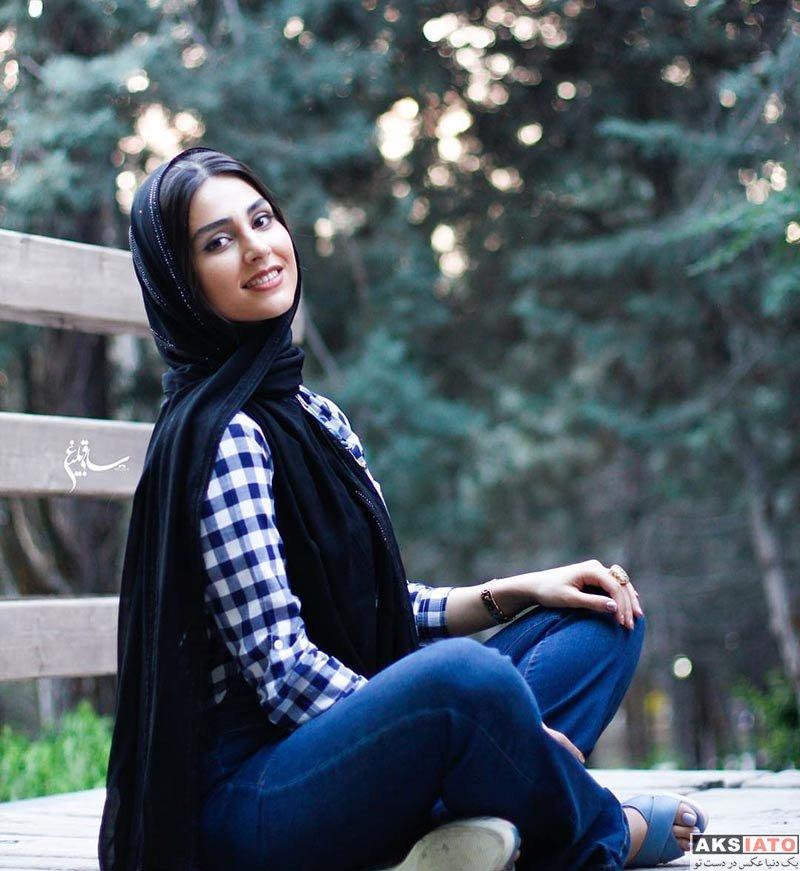 بازیگران بازیگران زن ایرانی  عکس های لاله مرزبان در شهریور ماه 96 (6 تصویر)