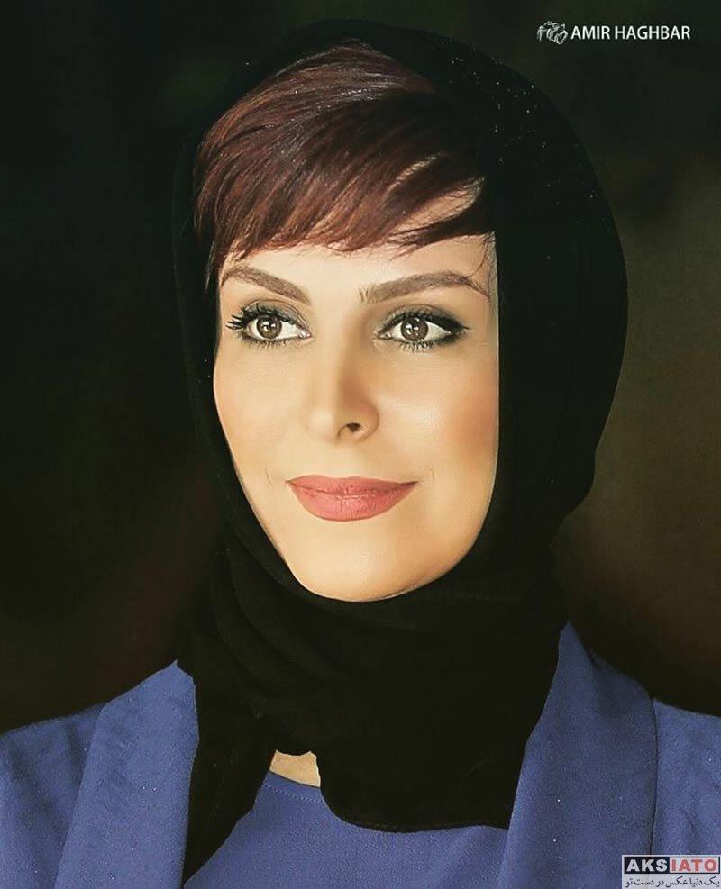 بازیگران بازیگران زن ایرانی  عکس های ماه چهره خلیلی در شهریورماه 96 (6 تصویر)