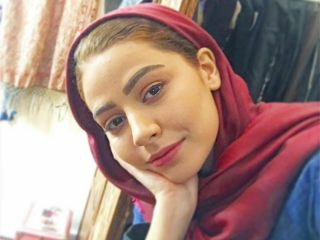 عکسهای جدید مهتاب ثروتی بازیگر نقش سارا در سریال در جستجوی آرامش