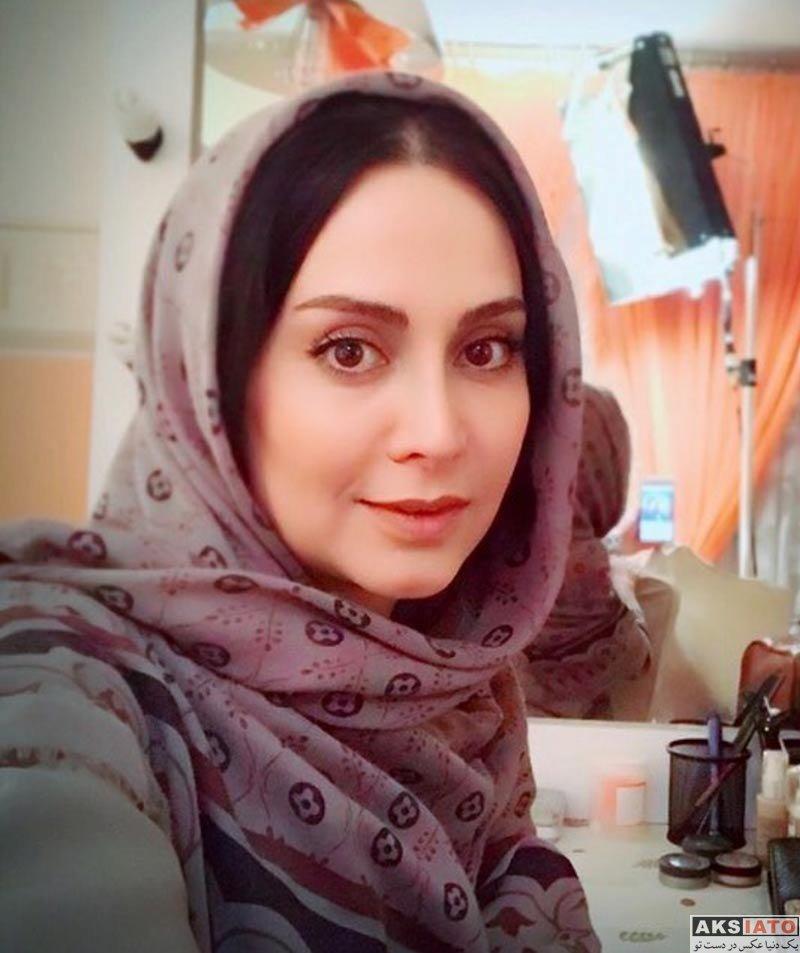 بازیگران بازیگران زن ایرانی  عکس های مریم خدارحمی در شهریور 96 (6 تصویر)