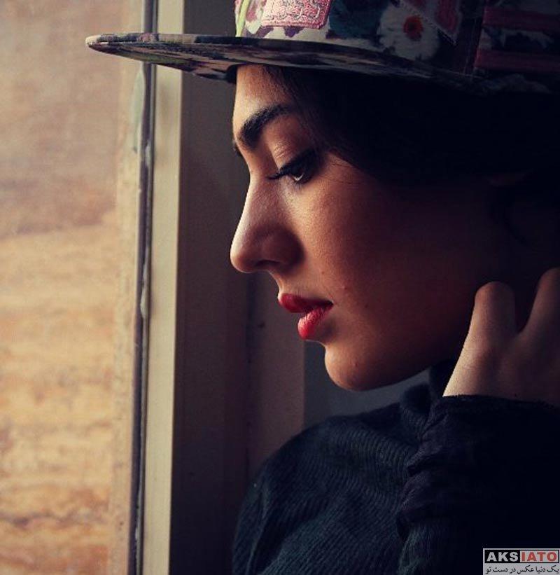 بازیگران بازیگران زن ایرانی  نگار جوکار بازیگر سریال در جستجوی آرامش (5 عکس)