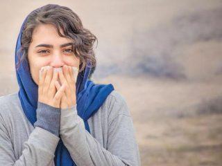 عکسهای جدید نگار جوکار بازیگر سریال در جستجوی آرامش
