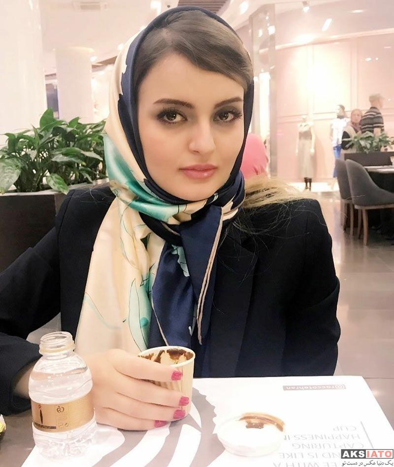 بازیگران بازیگران زن ایرانی  عکس های نیلوفر پارسا در شهریورماه ۹۶ (5 عکس)