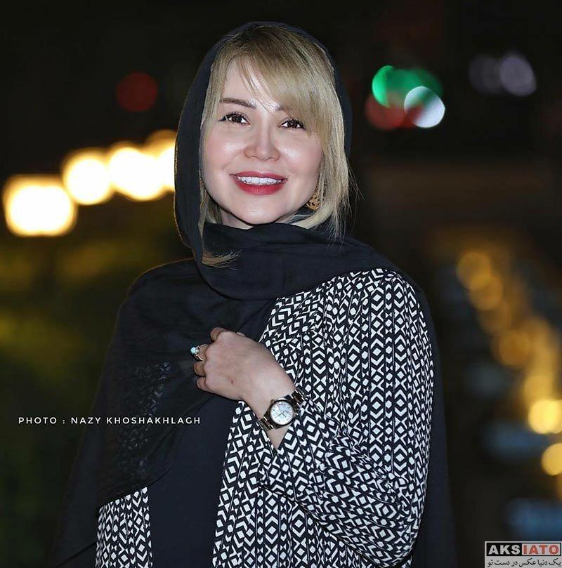 بازیگران بازیگران زن ایرانی  سپیده گلچین در اکران خصوصی فیلم پریناز (2 عکس)