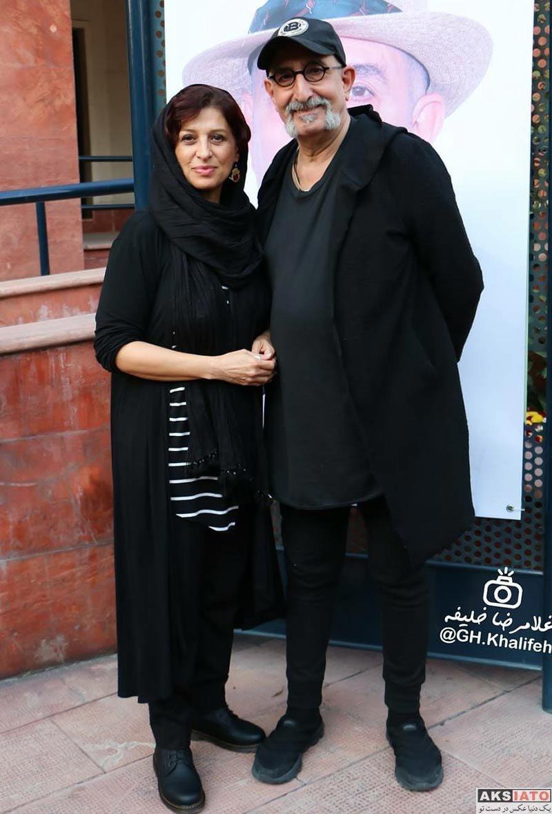بازیگران بازیگران مرد ایرانی جشن تولد ها  جشن تولد 65 سالگی فرهاد آئیش با حضور هنرمندان (7 عکس)