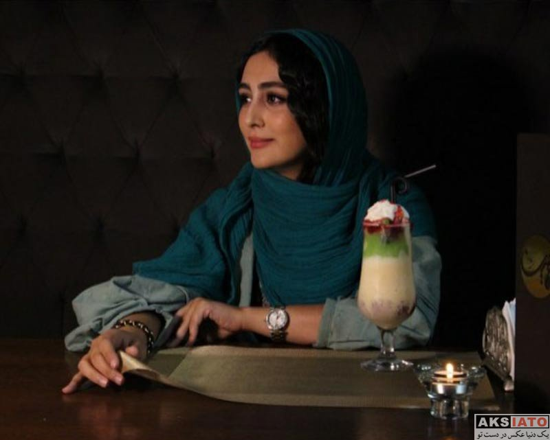 بازیگران بازیگران زن ایرانی  عکس های ستاره حسینی در شهریور ماه 96 (6 تصویر)