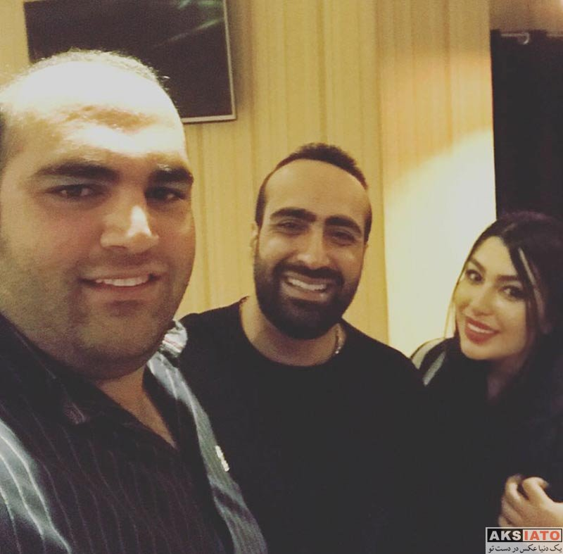 خانوادگی  عکس های بهداد سلیمی و همسرش در شهریور 96 (4 تصویر)