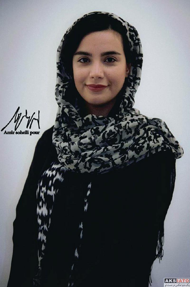 بازیگران بازیگران زن ایرانی  بیتا بیگی در افتتاحیه نمایشگاه نقاشى آذرخش فراهانى
