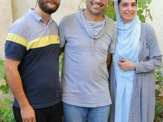 عکس های خانوادگی الیکا عبدالرزاقی در شهریورماه ۹۶