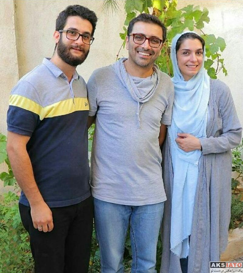 بازیگران بازیگران زن ایرانی  عکس های الیکا عبدالرزاقی در شهریورماه 96 (5 تصویر)