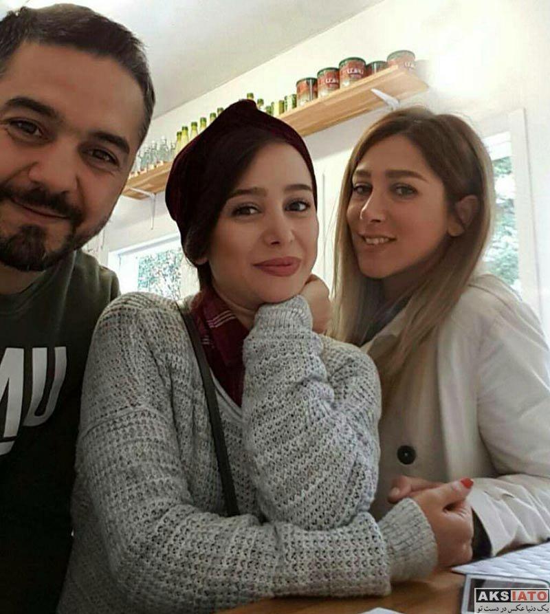 بازیگران بازیگران زن ایرانی  عکس های الناز حبیبی در شهریورماه 96 (5 تصویر)