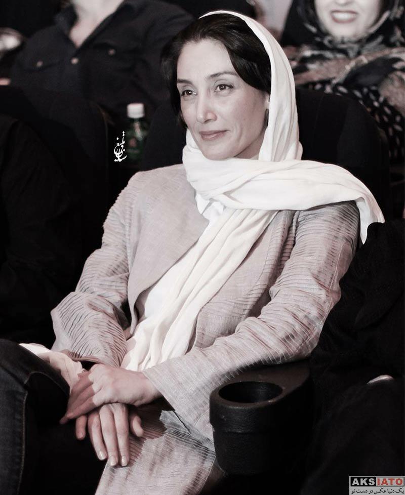 بازیگران بازیگران زن ایرانی  هدیه تهرانی در اکران مردمی فیلم رگ خواب (۵ عکس)