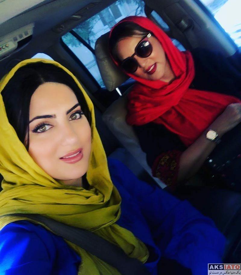 بازیگران بازیگران زن ایرانی  عکس های هلیا امامی در شهریورماه ۹۶ (8 تصویر)