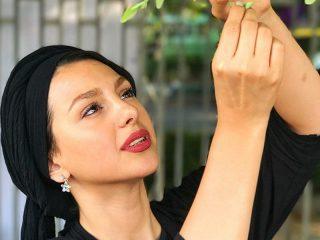 عکسهای جدید جوانه دلشاد در شهریور ماه ۹۶
