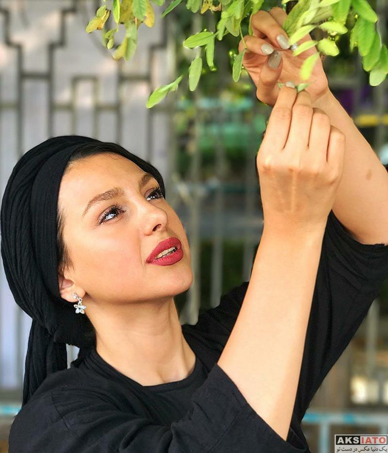 بازیگران بازیگران زن ایرانی  عکس های جوانه دلشاد در شهریور ماه ۹۶ (6 تصویر)