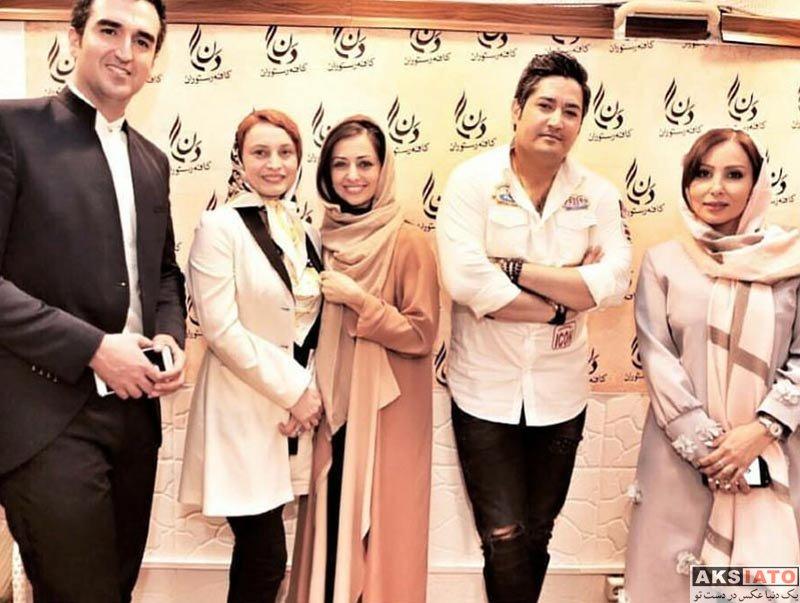 بازیگران بازیگران زن ایرانی  عکس های مریم کاویانی در شهریورماه 96 (5 تصویر)