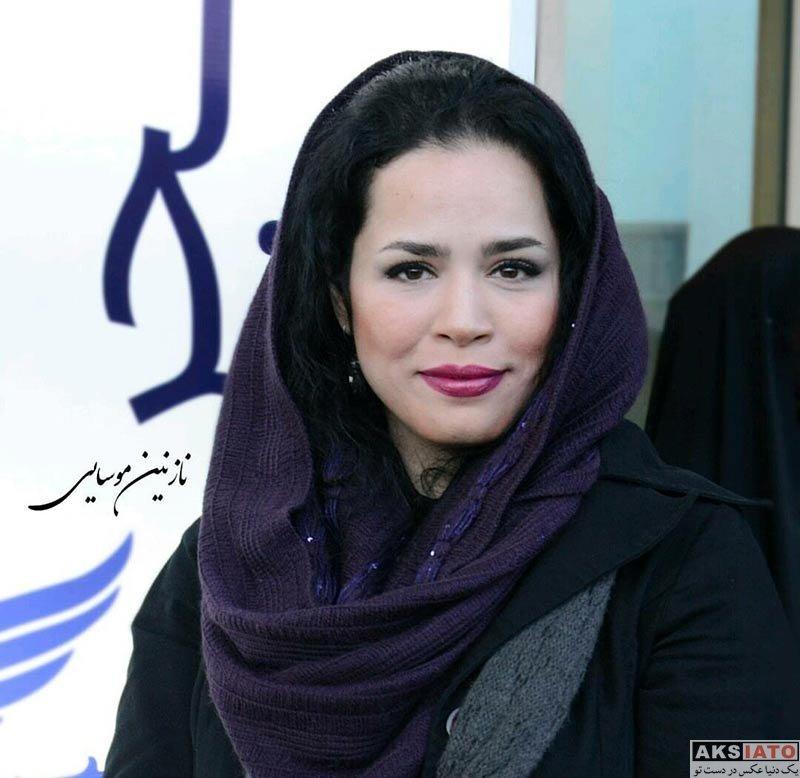 بازیگران بازیگران زن ایرانی  عکس های ملیکا شریفی نیا در شهریور ماه ۹۶ (7 تصویر)