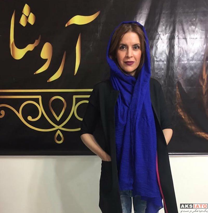 بازیگران بازیگران زن ایرانی  نازنین فراهانی بازیکر نقش سارا در سریال دیگر (6 عکس)