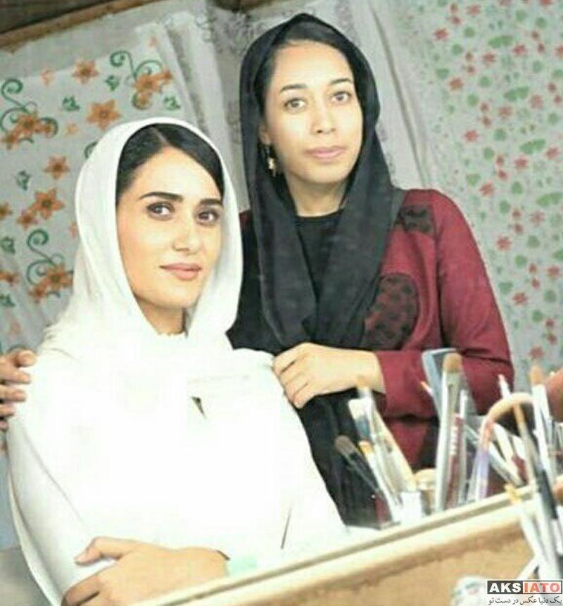 بازیگران بازیگران زن ایرانی  عکس های پریناز ایزدیار در شهریور ماه 96 (5 تصویر)