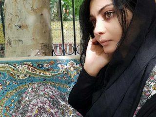 عکسهای جدید صحرا اسداللهی بازیگر سریال در جستجوی آرامش