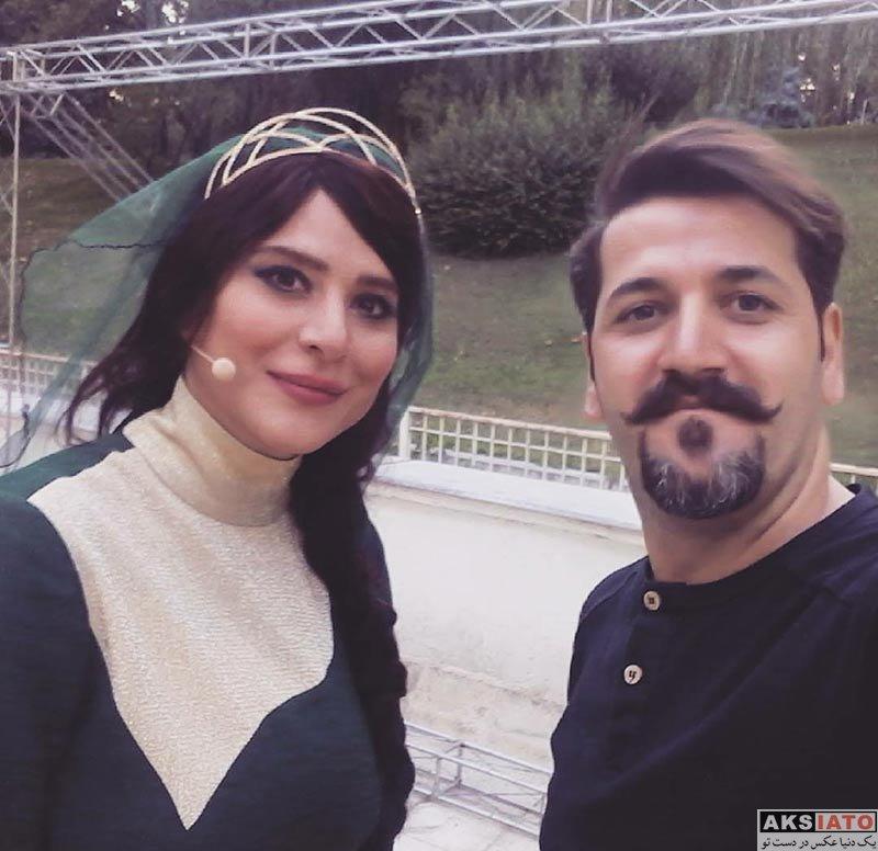 بازیگران بازیگران زن ایرانی  عکس های سحر دولتشاهی در شهریورماه 96 (5 تصویر)