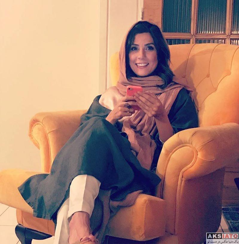 بازیگران بازیگران زن ایرانی  عکس های سارا بهرامی در شهریور ۹۶ (5 تصویر)