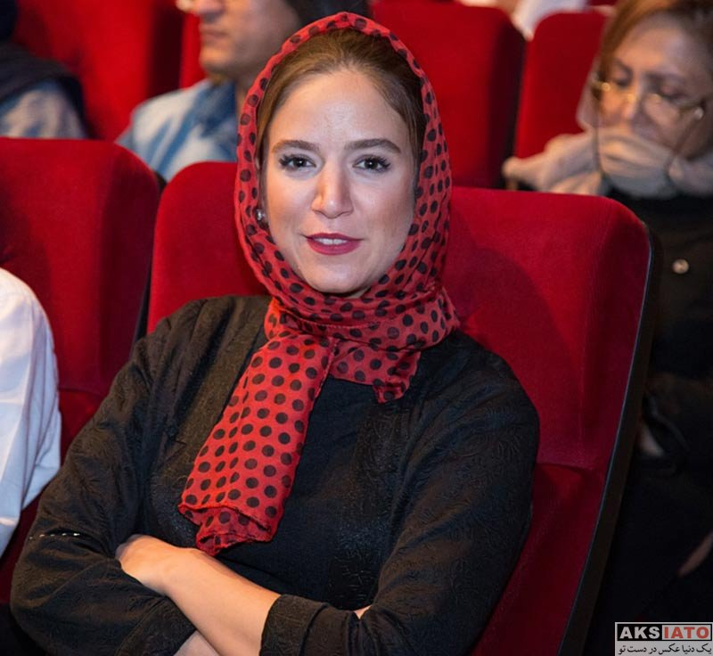 بازیگران بازیگران زن ایرانی  ستاره پسیانی در جشن کانون ملی منتقدان تئاتر ایران
