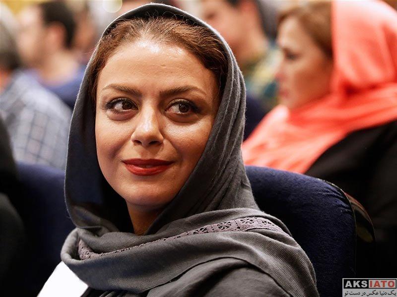 بازیگران بازیگران زن ایرانی  شبنم فرشادجو در جشن تولد گوهر خیراندیش (3 عکس)