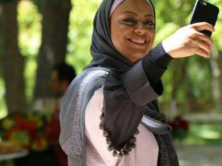 عکسهای شبنم فرشادجو در برنامه خوشا شیراز